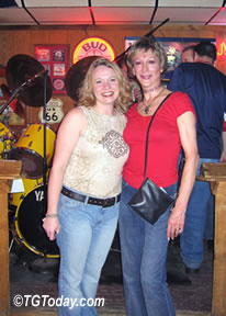 Getting Out with Sharon DeWitt