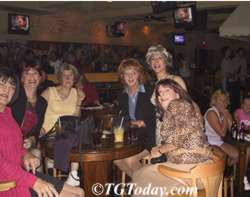 Sharon DeWitt Girls' Night Out